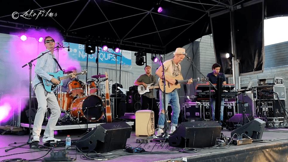 Concert Reggae : Pierre Nesta et les Chillaz à Ploermel