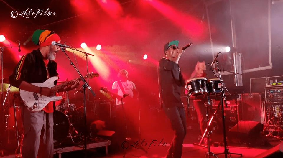Concert reggae : Puppa Lek Sen ouvre les festivités culturelles 2019 dans le Morbihan